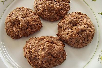 Haferflocken Cookies 5