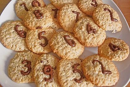 Haferflocken Cookies 13