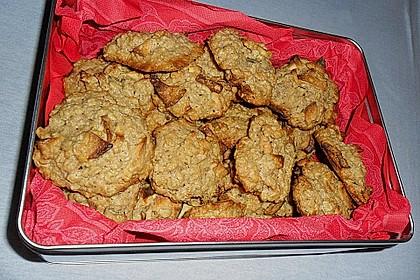 Haferflocken Cookies 7