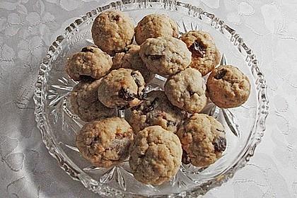 Haferflocken Cookies 20
