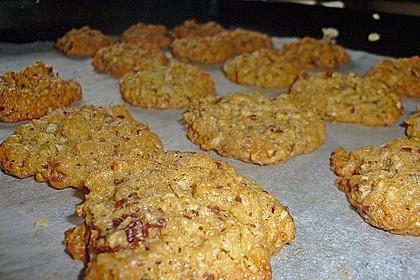 Haferflocken Cookies 11