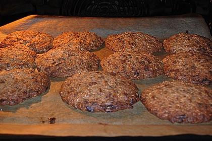 Haferflocken Cookies 21