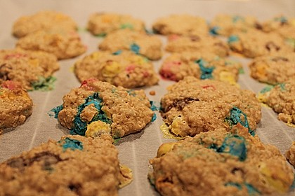 Haferflocken Cookies 8