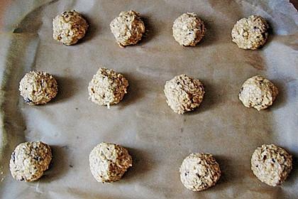 Haferflocken Cookies 22