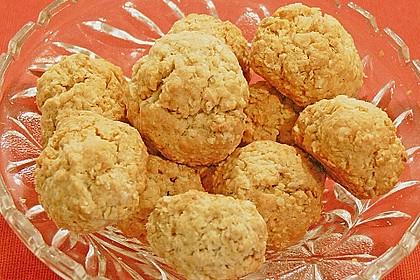 Haferflocken Cookies 12