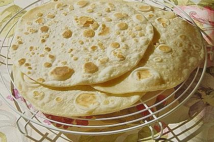 Weizenmehl - Tortillas 1
