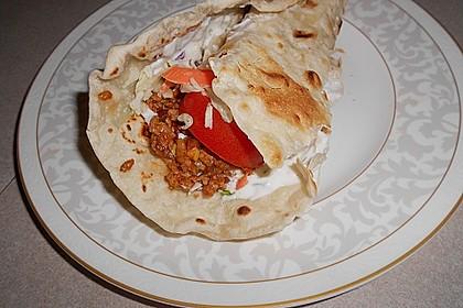 Weizenmehl - Tortillas 2