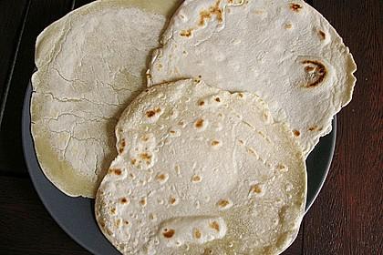 Weizenmehl - Tortillas 15
