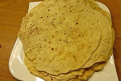 Weizenmehl - Tortillas 12