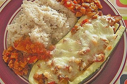Gefüllte Zucchini 46