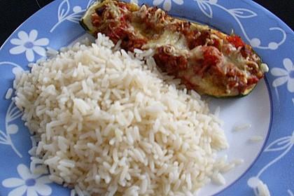 Gefüllte Zucchini 87