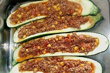 Gefüllte Zucchini 63