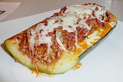 Gefüllte Zucchini 33