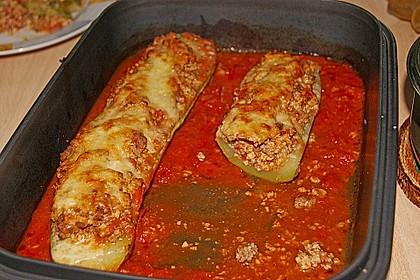 Gefüllte Zucchini 58