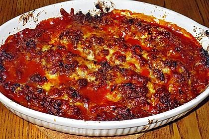 Gefüllte Zucchini 67