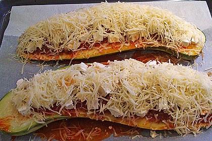 Gefüllte Zucchini 25