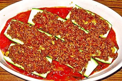 Gefüllte Zucchini 45