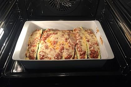 Gefüllte Zucchini 22