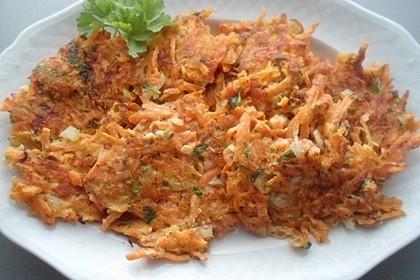 Kartoffel - Käse - Plätzchen