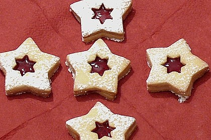 Glühweingelee - Sterne 25