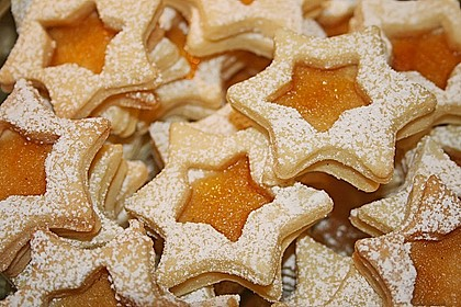 Glühweingelee - Sterne 6