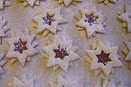 Glühweingelee - Sterne 15