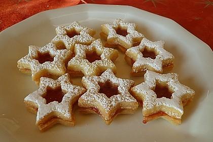 Glühweingelee - Sterne 21