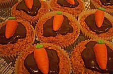 Möhren - Muffins