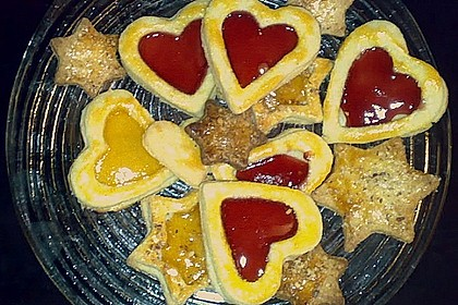 Marmeladen - Plätzchen 16