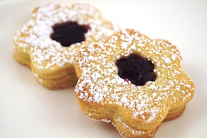 Marmeladen - Plätzchen 1