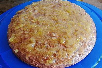 Ananas - Kokos - Sahnetorte 6
