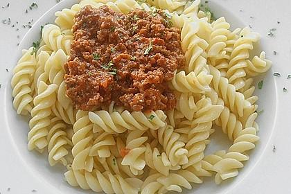 Sauce Bolognese einmal anders