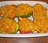 Lisas gefüllte Paprika (Bild)