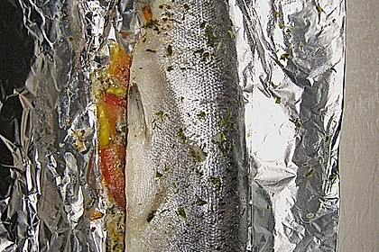 Würzige Forelle aus dem Ofen 13