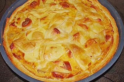 Blätterteig - Pastete 1