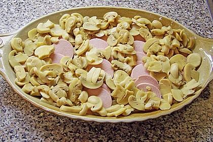 Blätterteig - Pastete 7