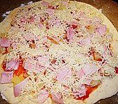 Hawaii-Pizza (Bild)
