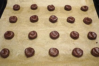 Chocolate - Cookies mit Kürbiskernen und Habaneros 7