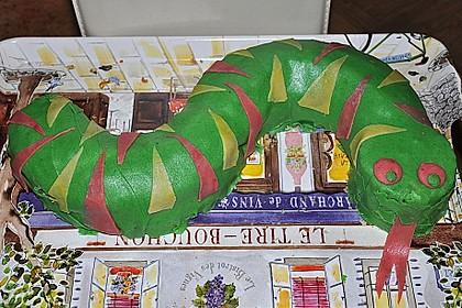 Fantakuchen - Schlange 68