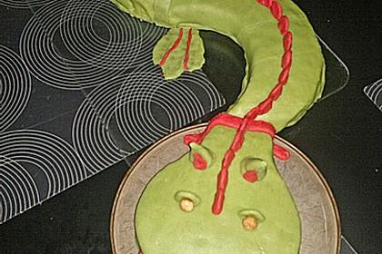 Fantakuchen - Schlange 44