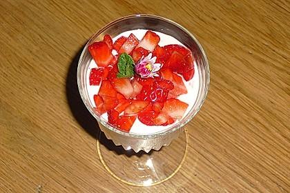 Erdbeer Mascarponecreme 2