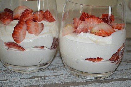 Erdbeer Mascarponecreme 1