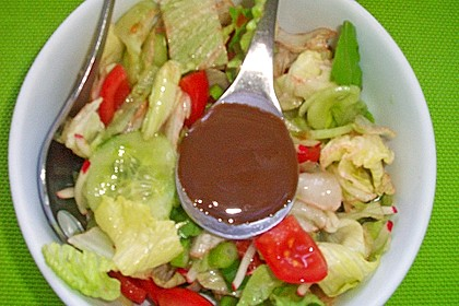 1, 2, 3 - Salatdressing 12