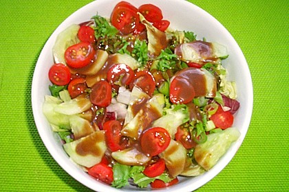 1, 2, 3 - Salatdressing 15