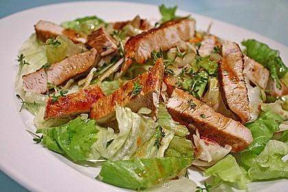 1, 2, 3 - Salatdressing