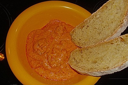 Pasta mit Knoblauch - Tomaten - Shrimps 18