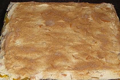 Apfelmus - Kuchen vom Blech 12