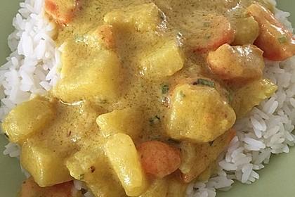 Möhren - Kartoffel - Kokos - Curry 14