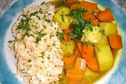 Möhren - Kartoffel - Kokos - Curry 2