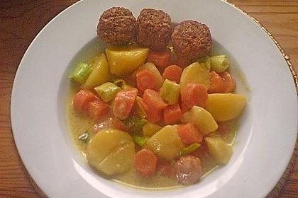Möhren - Kartoffel - Kokos - Curry 8